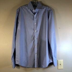 NWOT Robert Graham Button Down Dress Shirt